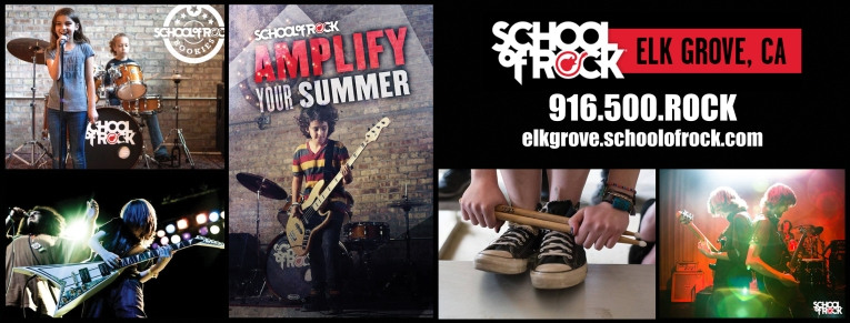Elk Grove Music Lessons - School of Rock Elk Grove